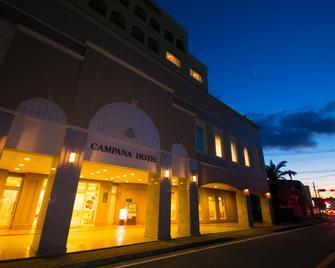 Campana Hotel - Goto - Building