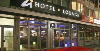 Zi Hotel And Lounge - Karlsruhe - Gebouw