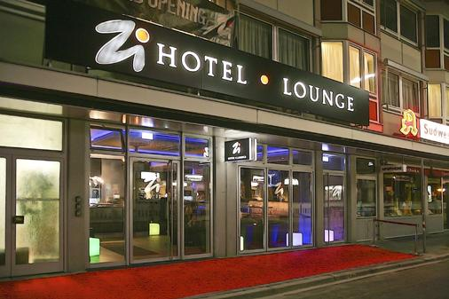 Zi Hotel And Lounge - Karlsruhe - Building