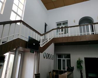 White Hotel - Taškent - Building