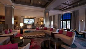 Universal's Hard Rock Hotel - Orlando - Lounge