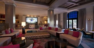 Universal's Hard Rock Hotel - אורלנדו - טרקלין