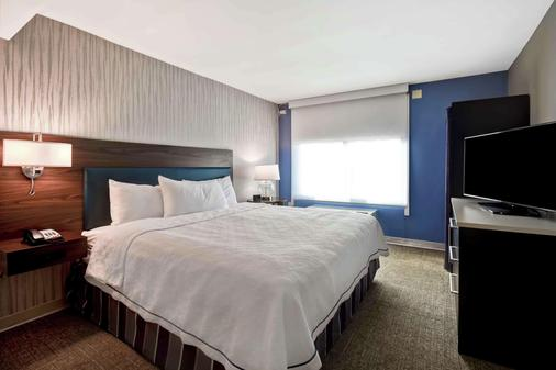 Home2 Suites by Hilton Atlanta Norcross - Norcross - Phòng ngủ