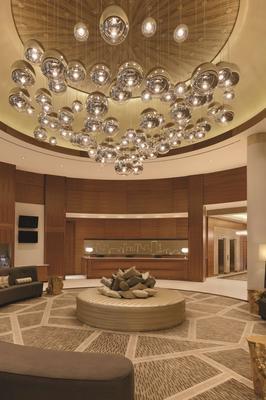 Radisson Hotel and Conference Center Calgary Arpt - Calgary - Recepción