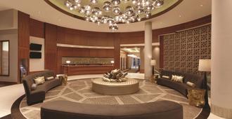 卡加立機場東出口麗笙酒店暨會議中心 - 卡加立 - 卡加利 - 休閒室