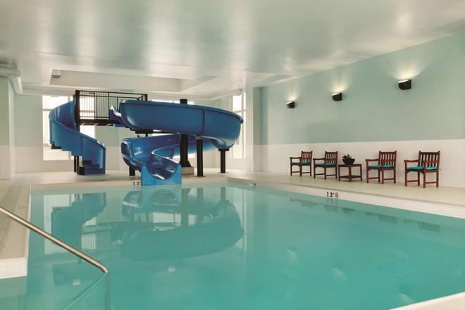 Radisson Hotel and Conference Center Calgary Arpt - Calgary - Piscina