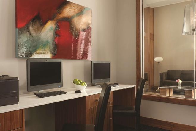 Radisson Hotel and Conference Center Calgary Arpt - Calgary - Liikekeskus