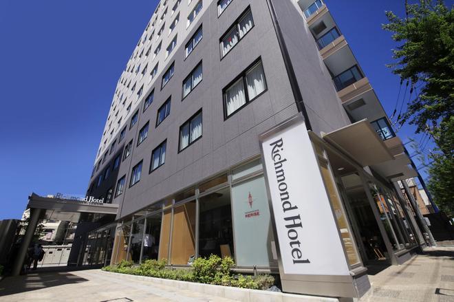 Richmond Hotel Nagoya Shinkansenguchi - Nagoya - Toà nhà