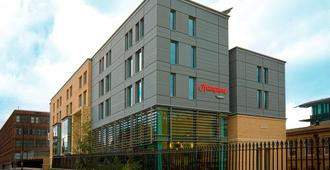Hampton by Hilton York - York - Gebouw