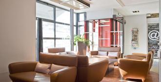 Hotel Kyriad Dijon - Gare - דיז'ון - לובי