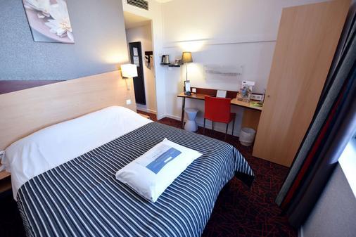 Hotel Kyriad Dijon - Gare - Dijon - Bedroom