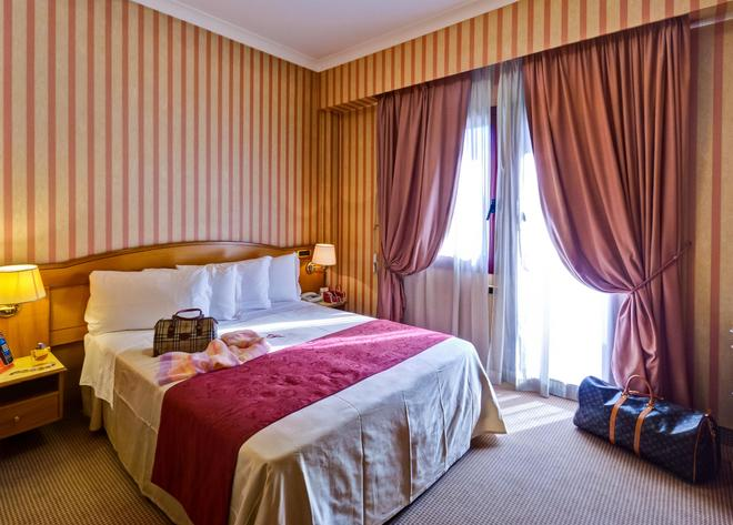 Best Western Hotel Rome Airport - Fiumicino - Bedroom