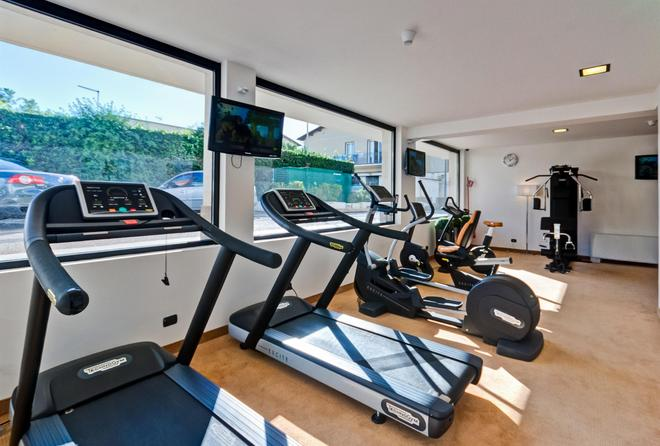 Best Western Hotel Rome Airport - Fiumicino - Gym