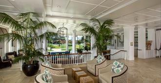 Kauai Beach Resort & Spa - Lihue - Lobby