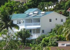 Apartment Espoir - Gros Islet - Gebäude