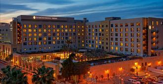 Intercontinental Amman Jordan, An IHG Hotel - עמאן - בניין