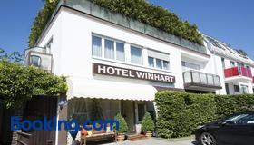 Hotel Giesing - Múnich - Edificio