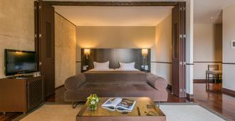 Hospes Palacio de San Esteban - Salamanca - Camera da letto
