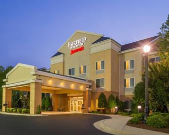 Fairfield Inn and Suites by Marriott Wilson - Wilson - Building
