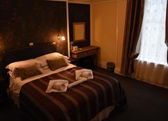 The Market Inn - Castle Douglas - Bedroom
