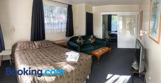 Alma Motel - Oamaru - Bedroom
