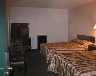 Kings Inn Motel - Kingsburg - Bedroom