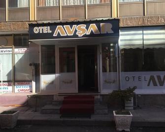 Avsar Otel - Aksaray - Edificio