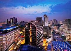 Pan Pacific Serviced Suites Orchard, Singapore - Singapore - Outdoor view