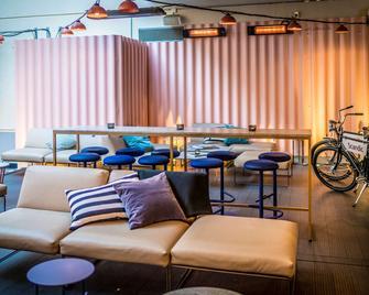 Scandic No. 53 - Stockholm - Lounge
