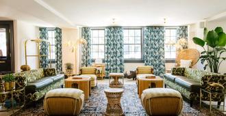 Hotel Clermont - Atlanta - Lounge