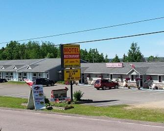 Fundy Rocks Motel And Chocolate River Cottages - Hillsborough - Gebäude