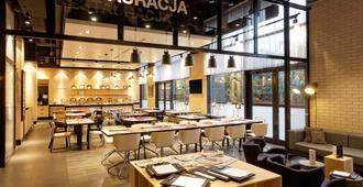 Campanile - Warszawa Varsovie - Varsovia - Restaurante