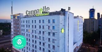 Campanile - Warszawa Varsovie - Warschau - Gebäude