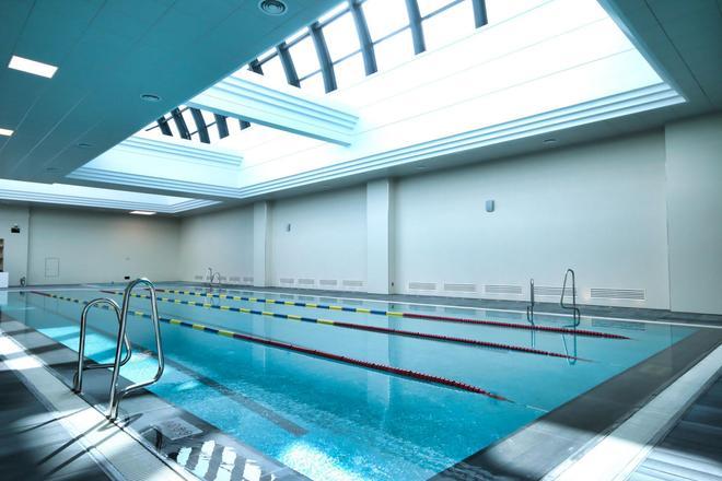 釜山樂天酒店 - 釜山 - 游泳池