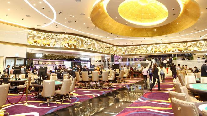 Lotte Hotel Busan - Μπουσάν - Καζίνο