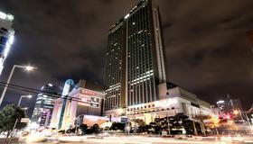 Lotte Hotel Busan - Busan - Building
