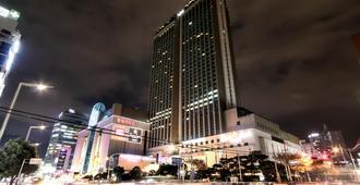 Lotte Hotel Busan - Busan - Toà nhà