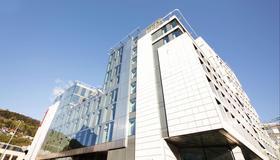 斯堪地克歐內酒店 - 卑爾根 - 建築