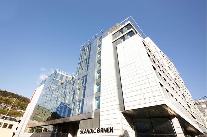 Scandic Ørnen - Μπέργκεν - Κτίριο