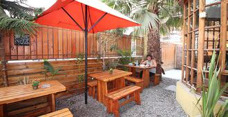 Backpacker's Hostel Iquique - Iquique - Patio