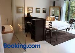 Queenstown Park Boutique Hotel - Queenstown - Bedroom