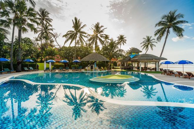查博卡巴娜海灘度假村 - 蘇梅島 - 蘇梅島 - 游泳池