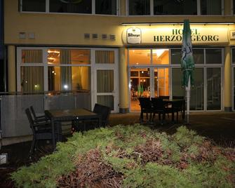 Hotel Herzog Georg - Bad Liebenstein - Patio