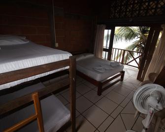 Hotel Katamaran - Hostel - Capurgana - Bedroom
