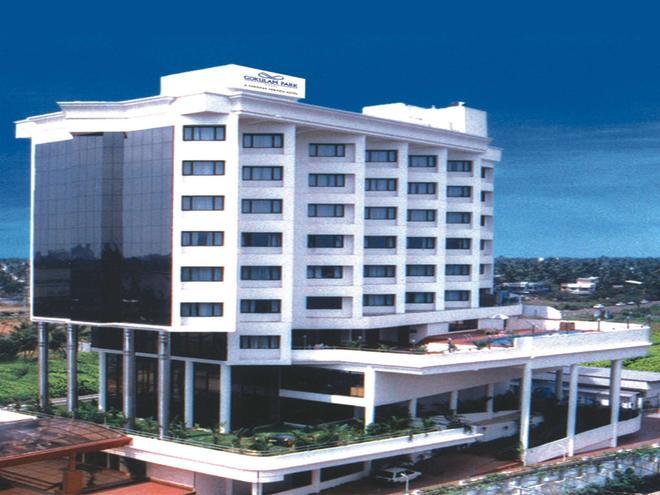 Gokulam Park - Kochi - Κτίριο