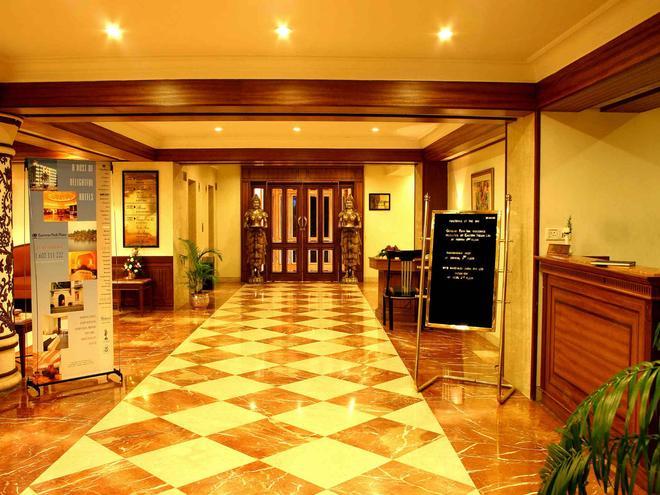 Gokulam Park - Kochi - Σαλόνι ξενοδοχείου