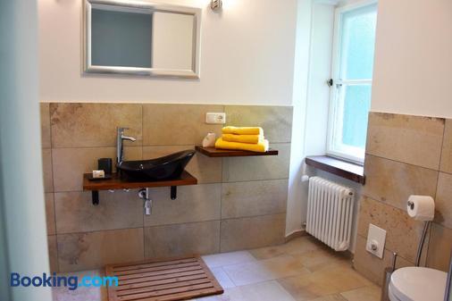 Cor-Resort - Boutique Villa - Brannenburg - Bathroom