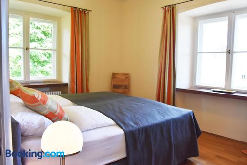 Cor-Resort - Boutique Villa - Brannenburg - Bedroom