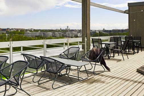 斯堪公園赫爾辛基酒店 - 赫爾辛基 - 陽台