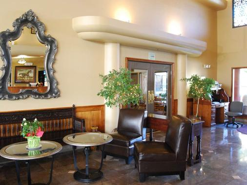 Oxford Suites Redding - Redding - Lobby